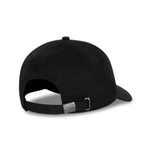 LYLE & SCOTT HERITAGE PATCH BASEBALL CAP NERO 572
