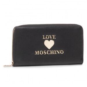 LOVE MOSCHINO PORTAFOGLI PU NERO JC5606PP1BLE0000