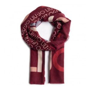 LIU JO STOLA 3F0026 T0300 91725 Ruby wine 70X180