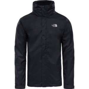 THE NORTH FACE GIACCA UOMO EVOLVE II TRICLIMATE NF00CG55JK31 NERO
