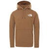 THE NORTH FACE FELPA CON CAPPUCCIO UOMO NF0A3YDN1731 BROWN