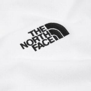 THE NORTH FACE FELPA DREW PEAK CREW NF0A4SVRLA91 WHITE