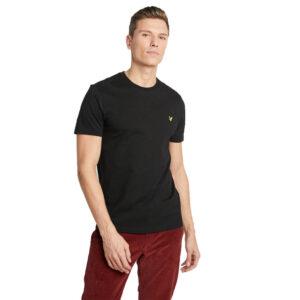 LYLE & SCOTT t shirt TS400V Z865 JET BLACK