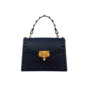 MARC ELLIS BORSA ROTTHAN FLAT S ROCK BLACK GOLD