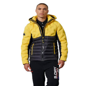 SUPERDRY PIUMINO M5010226A SWR CYBER YELLOW