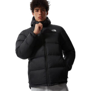 THE NORTH FACE GIACCA IN PIUMINO CAPPUCCIO UOMO DIABLO NF0A4M9LKX7 BLACK
