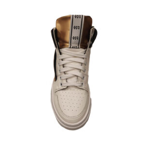 F09 DONNA SNEAKERS ALTA ST300D WHITE