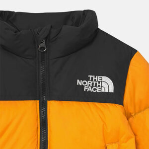 THE NORTH FACE GIACCA BAMBINO 1996 RETRO NUPTSE NF0A3Y7956P SUMMIT GOLD
