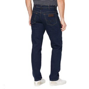 WRANGLER JEANS TEXAS SLIM W12S8311U CROSS GAME