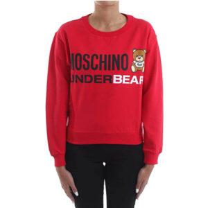 MOSCHINO FELPA DONNA A1709 9006 118 RED