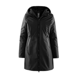 BOMBOOGIE Giacca Lunga in Thermore® EVOdown® CW6859TD2 90 NERO