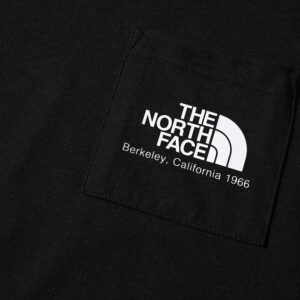 THE NORTH FACE T SHIRT NF0A4M92JK31 CALI TEE TNF BLACK