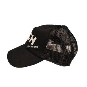 JOHN RICHMOND Cap baseball X4971 nero