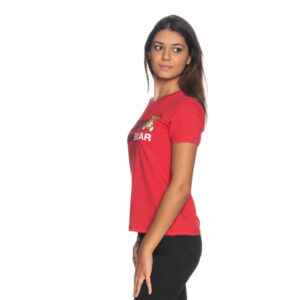 MOSCHINO T SHIRT DONNA ZUA1904 9003 118 RED