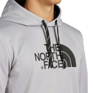 THE NORTH FACE FELPA NF0A2XL8DYX LIGHT GREY