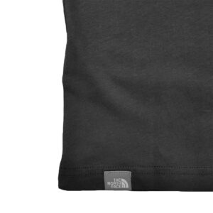 THE NORTH FACE T SHIRT ML NF0A493LS951 GRIGIO GIA