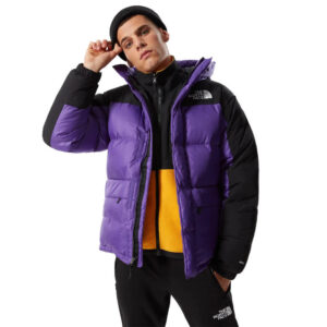 THE NORTH FACE PIUMINO UOMO DOWN PARKA NF0A4QYXNL41 PEAK PURPLE