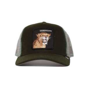 GOORIN BROS 101 0806 GREEN SABERTOOTH