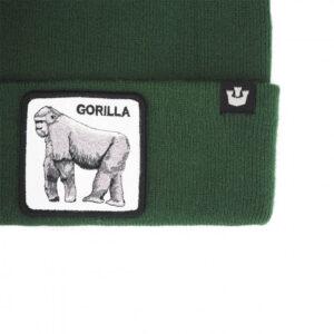 GOORIN BROS BEANIE 107 0095 GREEN GORILLA