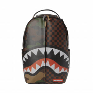 SPRAYGROUND Sprayground Checks Camouflage Backpack 910B3156NSZ
