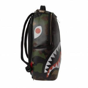 SPRAYGROUND Sprayground Checks Camouflage Backpack 910B3156NSZ