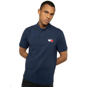 TOMMY JEANS POLO DM0DM10327C87 NAVY