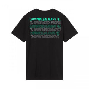 CALVIN KLEIN T SHIRT UOMO J30J318304BEH BLACK