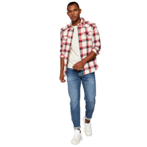 Levi's® JEANS 502™ TAPER WAGYU PUDDLE 29507 0839
