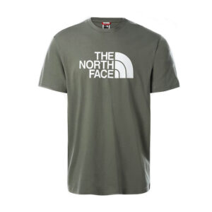 THE NORTH FACE T SHIRT NF0A2TX3V381 AGAVE GREEN