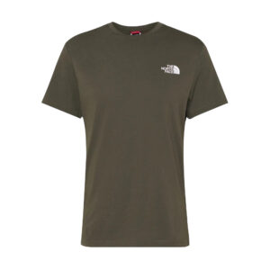 THE NORTH FACE T SHIRT NF0A2TX5V381 AGAVE GREEN