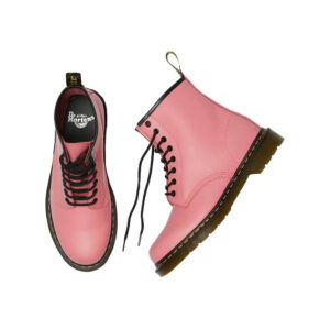 DR MARTENS STIVALI DI PELLE 1460 SMOOTH 25714653 PINK