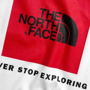 THE NORTH FACE T SHIRT NF0A2TX2FN41 TNF WHITE