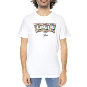 Levi's® T SHIRT UOMO 22489 0318 BIANCO