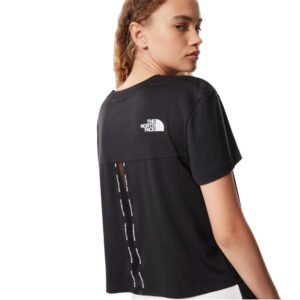 THE NORTH FACE T SHIRT DONNA NF0A5567JK3 BLACK