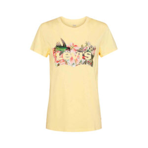 Levi's® T SHIRT DONNA THE PERFECT TEE 17369 1264 GIALLO