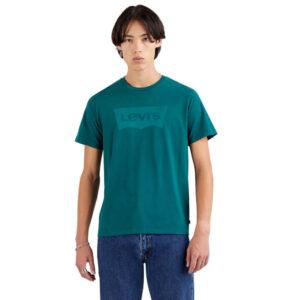 Levi's® T SHIRT UOMO HOUSEMARK GRAPHIC TEE 22489 0325 VERDE