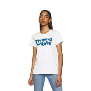 Levi's® T SHIRT DONNA THE PERFECT TEE 17369 1257 BIANCO