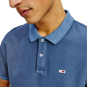 TOMMY JEANS POLO DM0DM10586 C87 NAVY