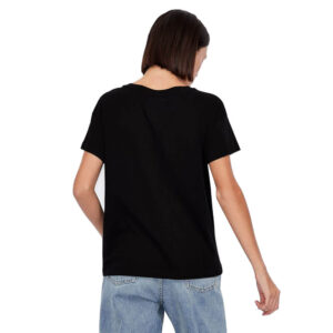 ARMANI EXCHANGE T SHIRT DONNA 8NYTDX YJG3Z 8218 BLACK
