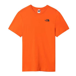 THE NORTH FACE T SHIRT NF0A2TX2V3Q1 FLAME