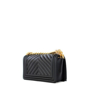 MARC ELLIS BORSA FLAT S21BLACK GOLD