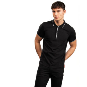 ARMANI EXCHANGE T POLO UOMO 8NZF71 ZJH2Z 1200 BLACK