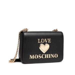 LOVE MOSCHINO BORSA PU NERO JC4054PP1CLF0000