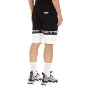 MOSCHINO BEACH PANTS A4315 8120 1555 BLACK