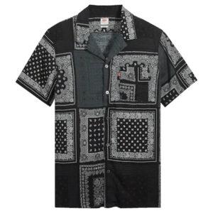 Levi's® Cubano Shirt MULTIBANDANA 72625 0039
