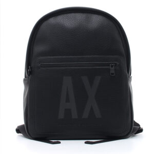 ARMANI EXCHANGE PLASTIC BACKPACK UOMO 952323 1P008 00020 BLACK