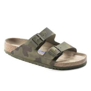 BIRKENSTOCK ARIZONA 1019655 desert soil camo green
