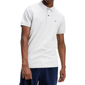 TOMMY JEANS POLO UOMO DM0DM09439 P01 GREY