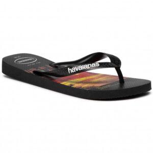 HAVAIANAS 41279200090 HYPE BLACK