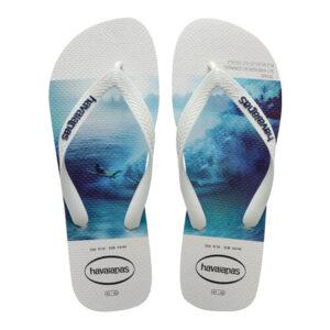 HAVAIANAS 41279207854 HYPE WHITE WHITE BLUE